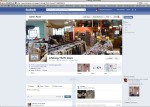 Lifelong Thrift FB page screen shot