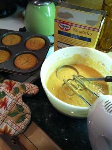 S&S Banana muffins