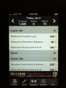 Jillian Michaels app, Jillian Michaels