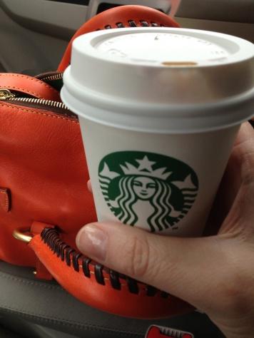 Free Starbucks Hazelnut Macchiato