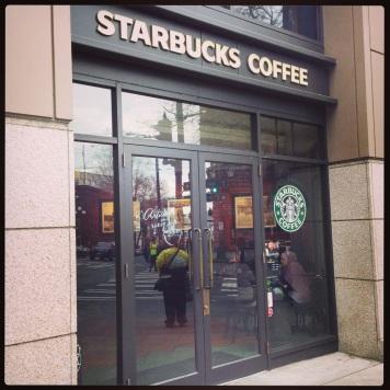 Pioneer Square Starbucks