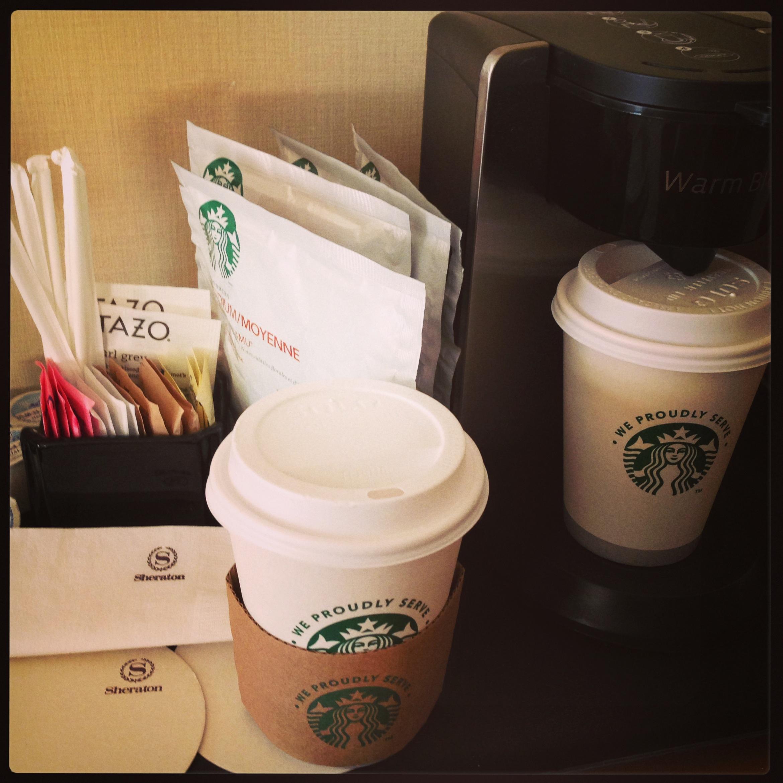 Sheraton Starbucks
