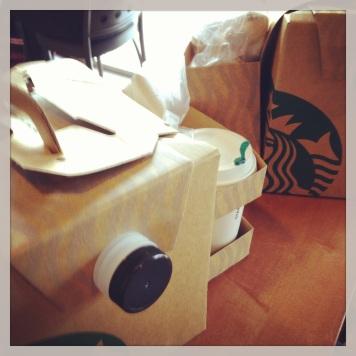 Starbucks carafe's