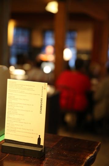 Starbucks Evenings Menu-2