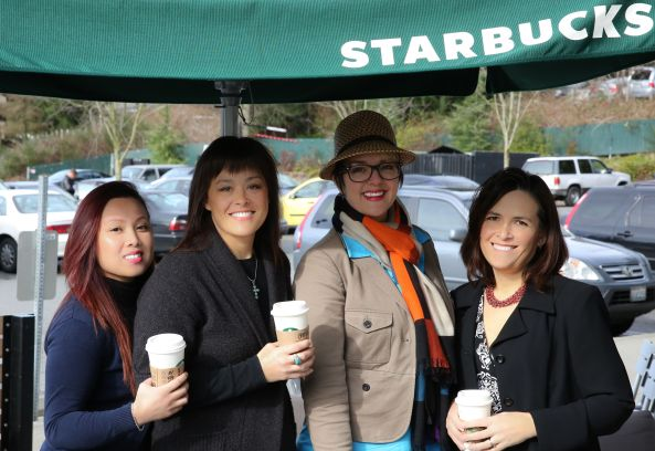 Starbucks Style Saturday MKT group