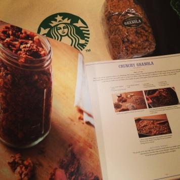 La Boulange Granola recipe