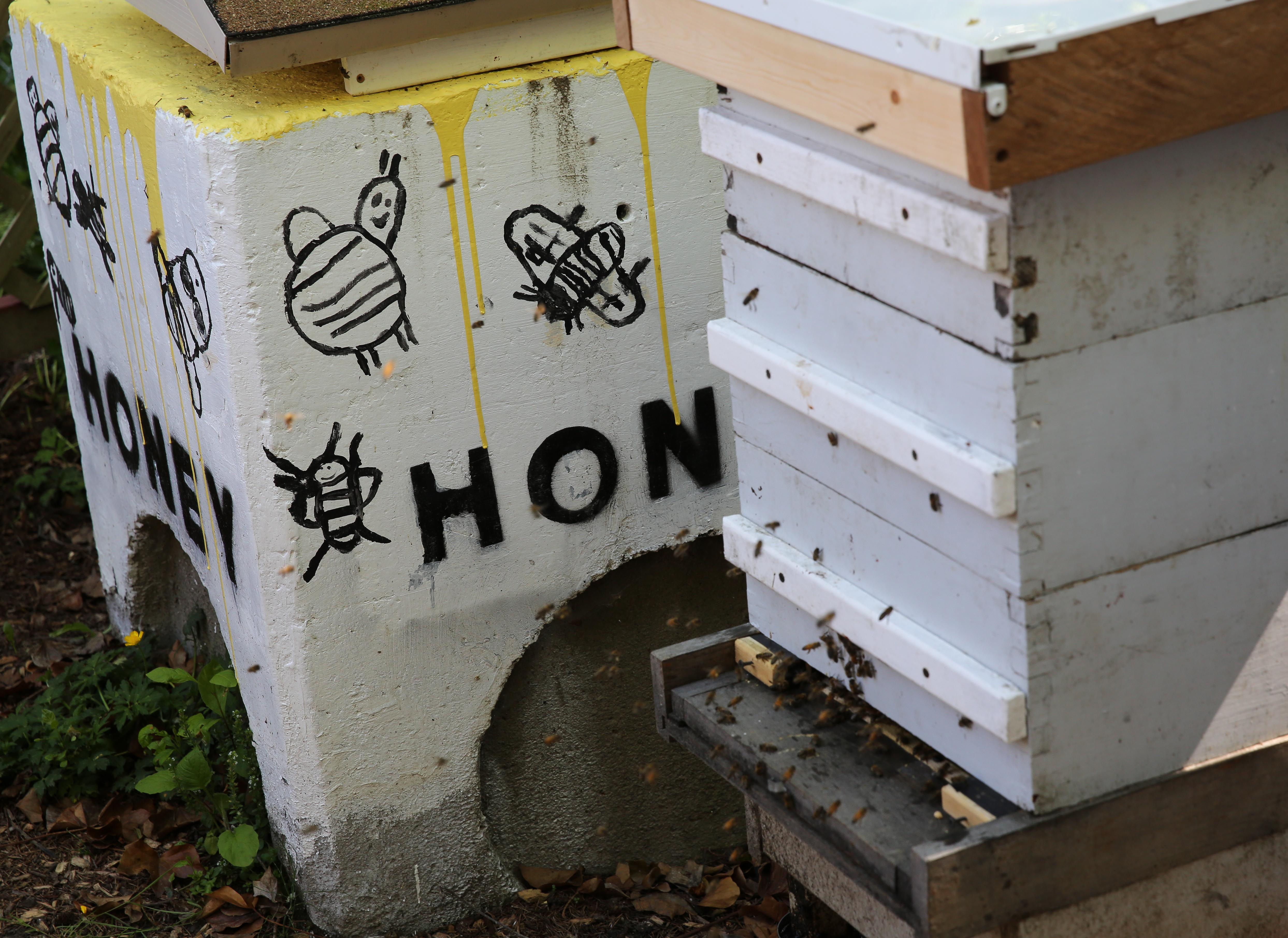 Kesher Garden Party - Bee Hive