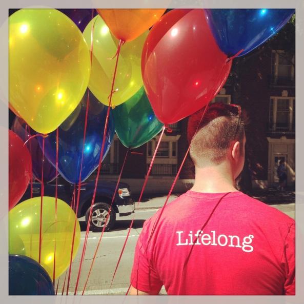 Lifelong rainbow