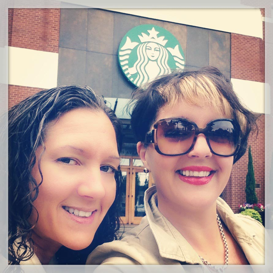 Starbucks Corporate Sybil and I