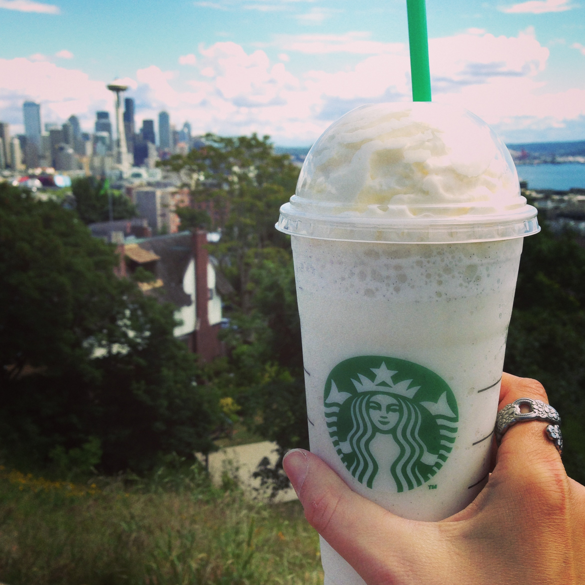 Starbucks Seattle
