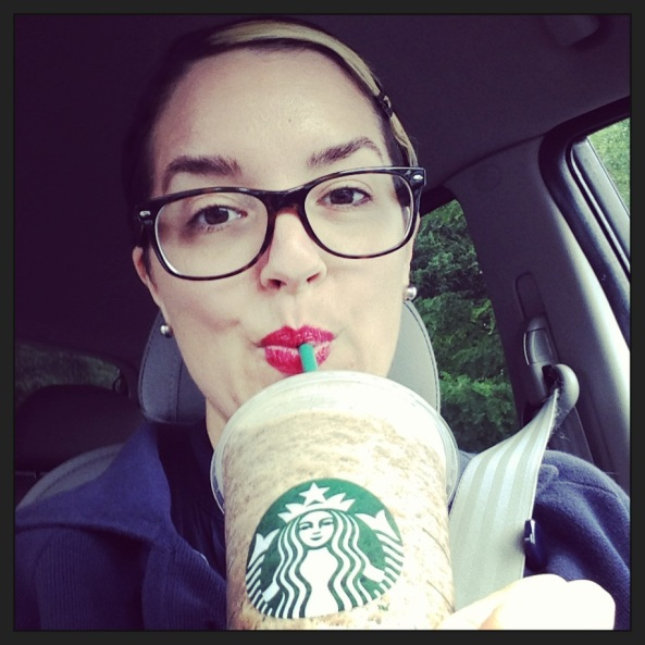 Free frappuccino sipface