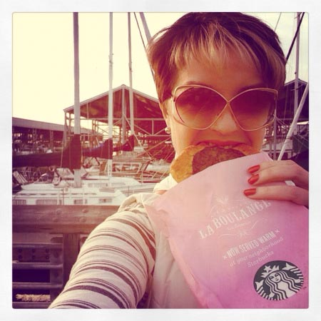 LaBoulange at Edmonds Marina